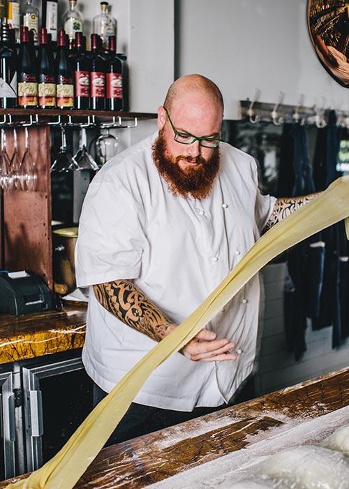 A Tavola Darlinghurst Pasta Prep
